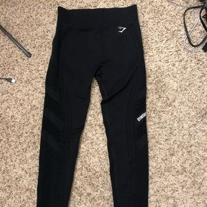 Gymshark flawless knit tights